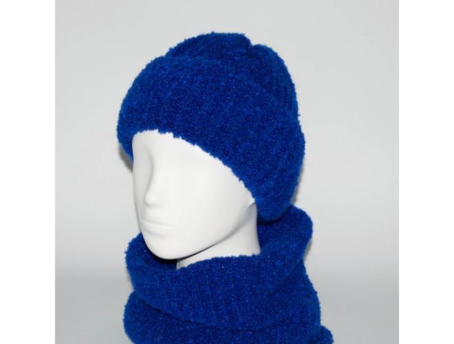 Фото Женский комплект шапка + бафф Booklet (код 00188) в интернет-магазине Romax